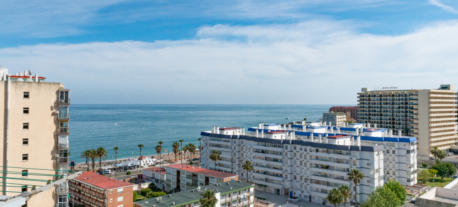 Estudi de vacances in Benalmádena Costa