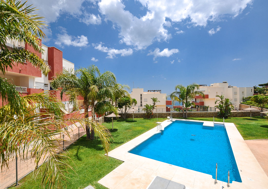 Apartment for holidays in Arroyo de la Miel