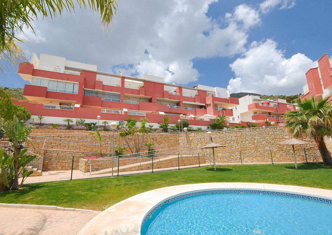 Apartment for holidays in Santangelo (Benalmádena)